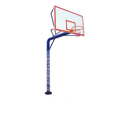 地埋圆管篮球架_JA-06