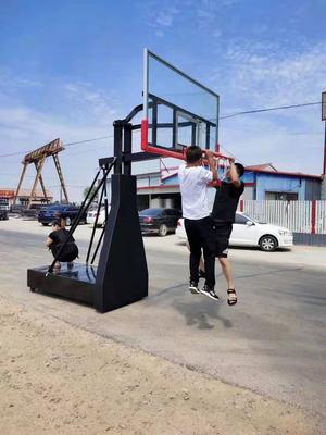 青少.篮球架JA-08B