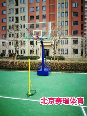平箱篮球架JA-03
