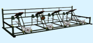 卧拉组合训练器