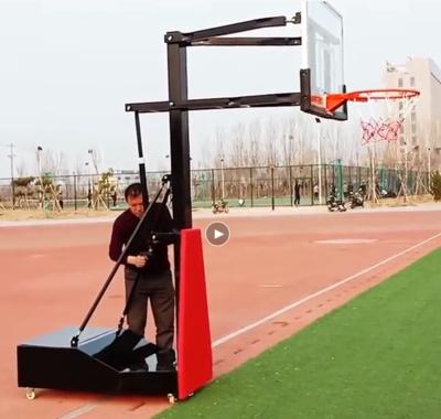 少儿篮球架JA-08A
